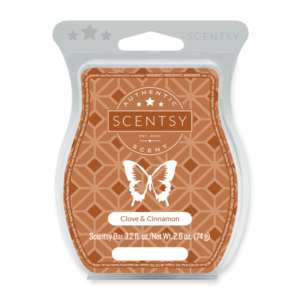 Clove & Cinnamon Scentsy Bar