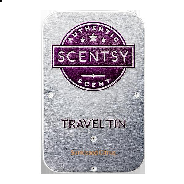 Sunkissed Citrus Travel Tin