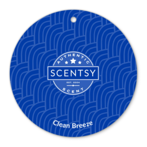 Clean Breeze Scent Circle
