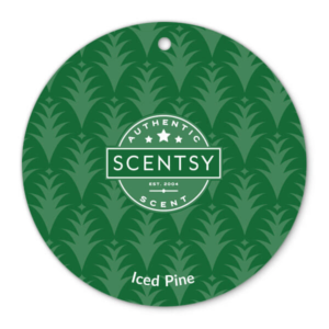 Iced Pine Scent Circle