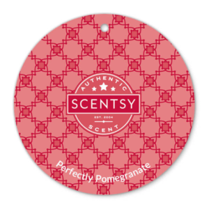Perfectly Pomegranate Scent Circle