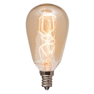 Edison 40W Bulb