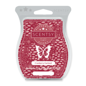 Cranberry Garland Scentsy Bar