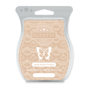 Apple Butter Frosting Scentsy Bar