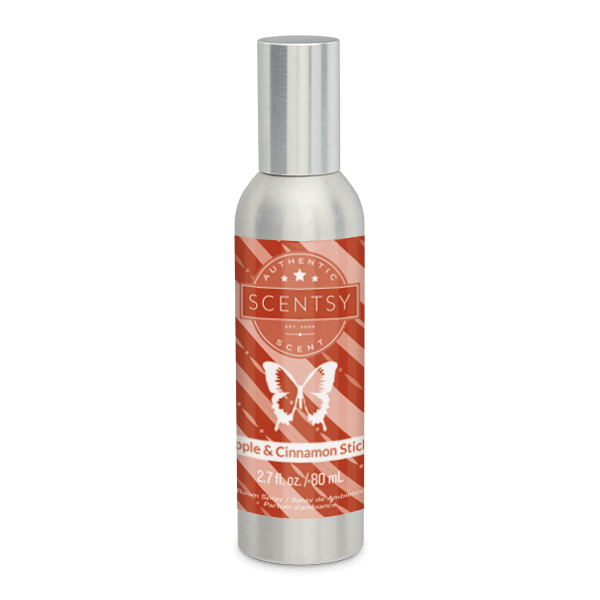 Apple & Cinnamon Sticks Room Spray