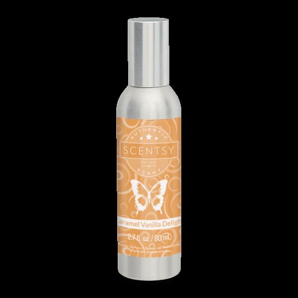 Caramel Vanilla Delight Room Spray