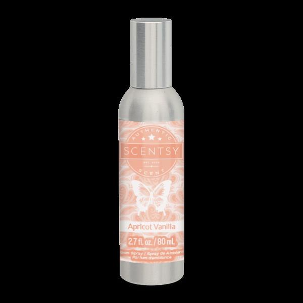 Apricot Vanilla Room Spray
