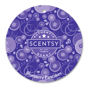 Blueberry Pancakes Scent Circle