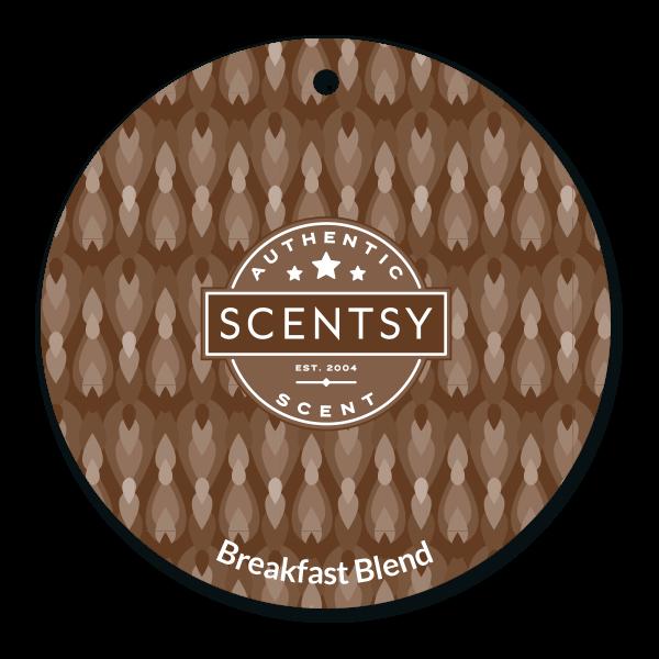 Breakfast Blend Scent Circle