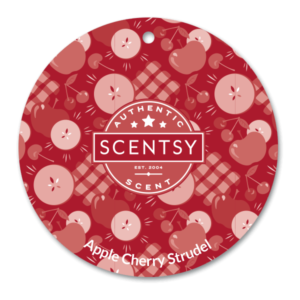 Apple Cherry Strudel Scent Circle