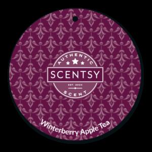 Winterberry Apple Tea Scent Circle