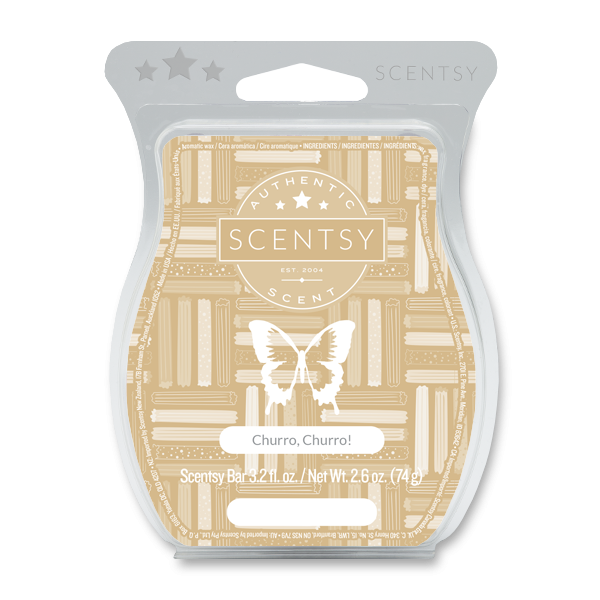 Churro, Churro! Scentsy Bar