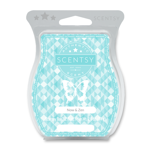 Now & Zen Scentsy Bar