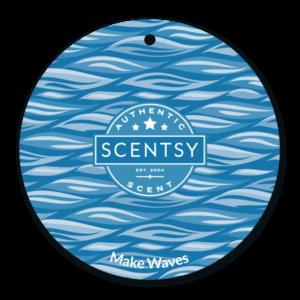 Make Waves Scent Circle