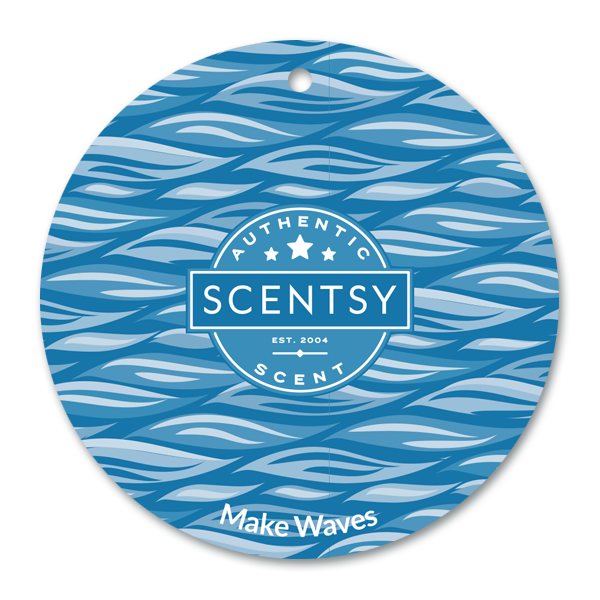 Make Waves Scent Circle