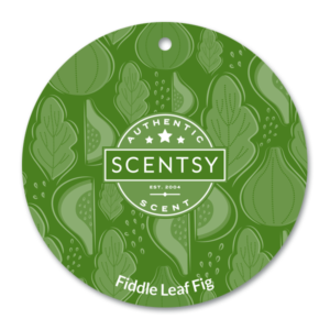 Fiddle Leaf Fig Scent Circle