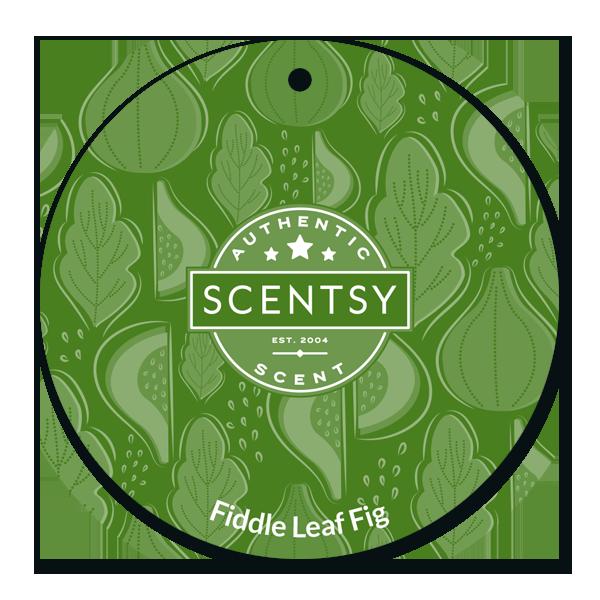 Fiddle Leaf Fig Scent Circle