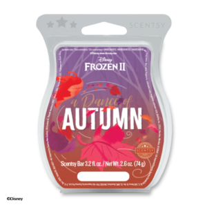 Frozen 2: A Dance of Autumn - Scentsy Bar