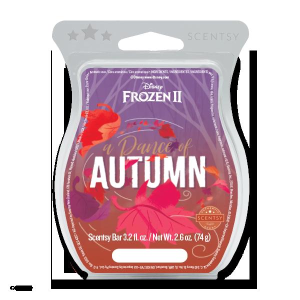 Frozen 2: A Dance of Autumn - Scentsy Bar