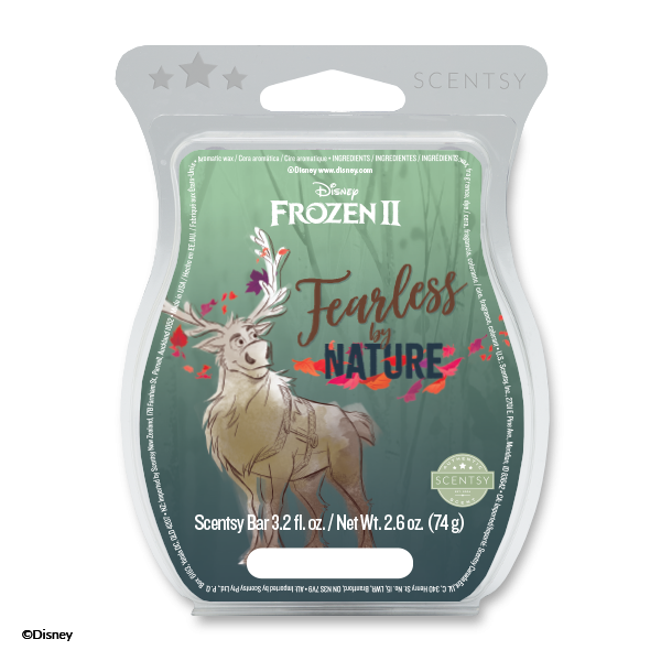 Frozen 2: Fearless by Nature - Scentsy Bar