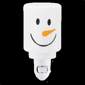 Frosty Glow Mini Warmer