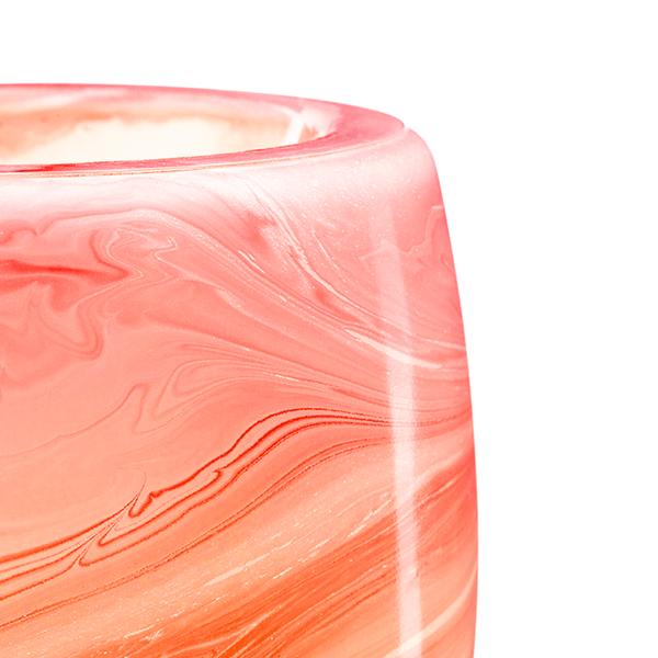 Pink Watercolor Mini Warmer