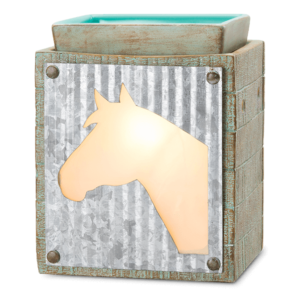 Unbridled Scentsy Warmer