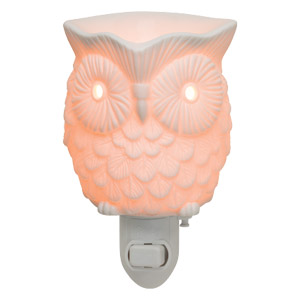 Whoot Mini Scentsy Warmer