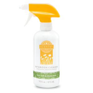 Sea Salt & Avocado Bathroom Cleaner