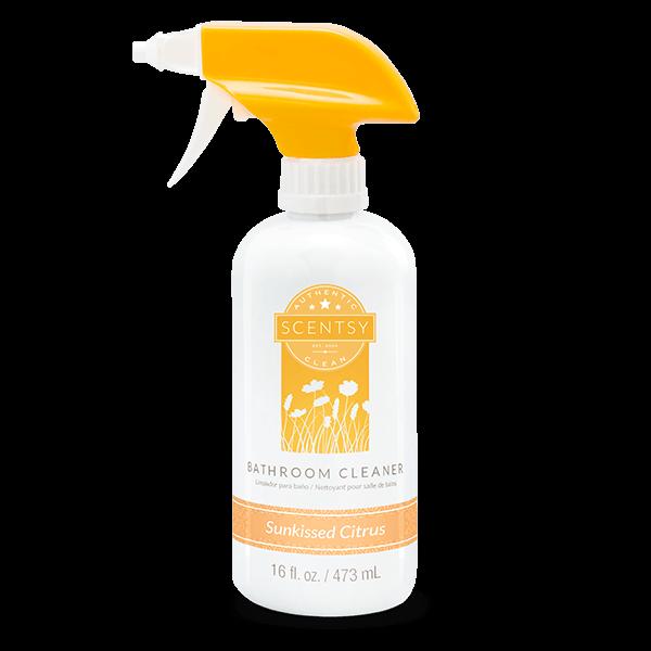 Sunkissed Citrus Bathroom Cleaner