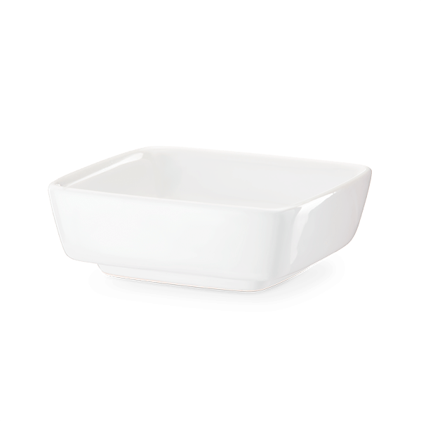 Replacement Dish for Classic Curve Gloss White Scentsy Warmer