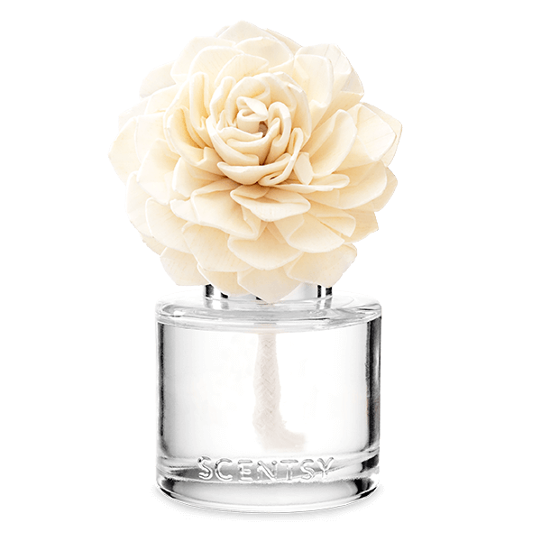 Sea Salt & Avocado Scentsy Fragrance Flower