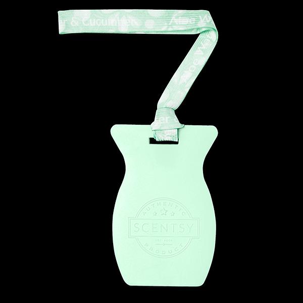 Aloe Water & Cucumber Scentsy Car Bar
