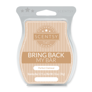 Perfect Oatmeal Scentsy Bar | BBMB | Scentsy Bring Back My Bar January 2020