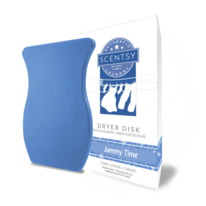 Jammy Time Scentsy Dryer Disks