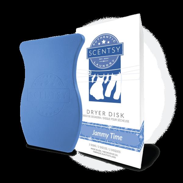 Jammy Time Scentsy Dryer Disks