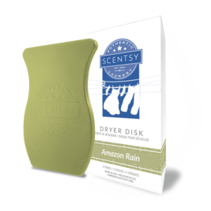 Amazon Rain Scentsy Dryer Disks