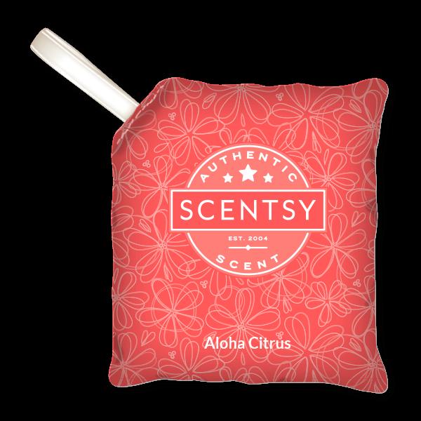 Aloha Citrus Scentsy Scent Pak