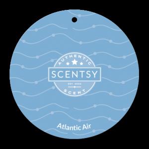 Atlantic Air Scentsy Scent Circle