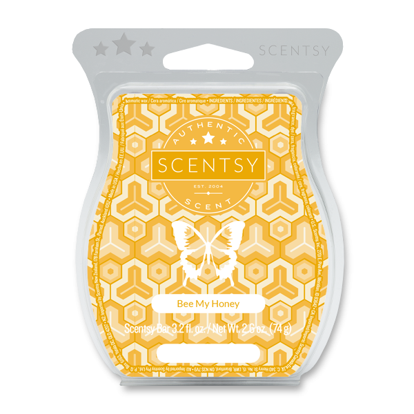 Bee My Honey Scentsy Bar