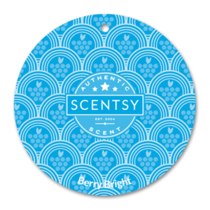 Berry Bright Scentsy Scent Circle