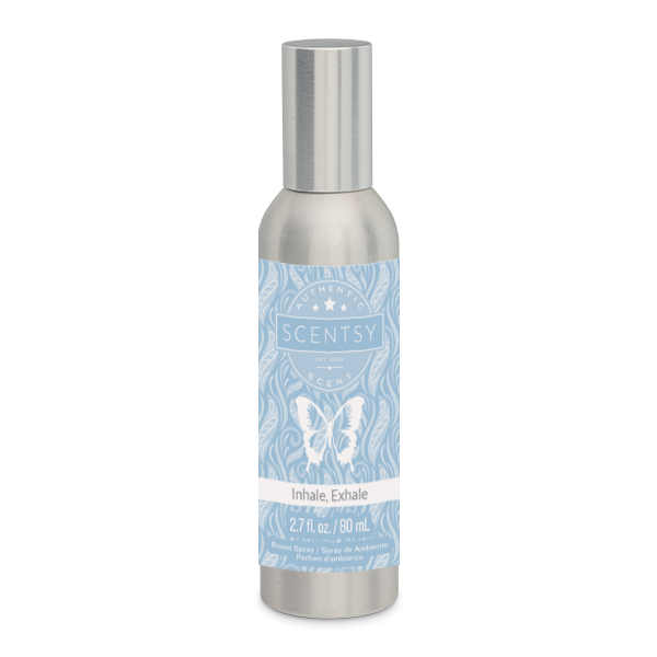 Inhale, Exhale Scentsy Room Spray
