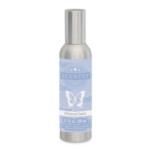 Mineral Oasis Scentsy Room Spray