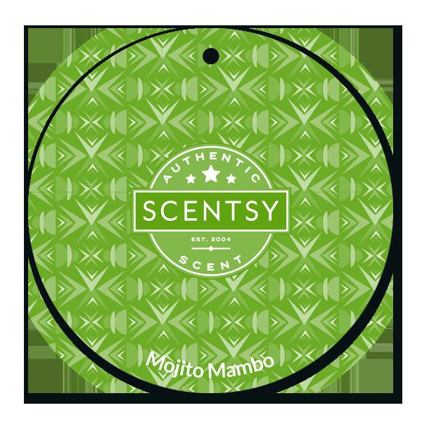 Mojito Mambo Scentsy Scent Circle