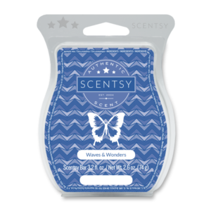 Waves & Wonders Scentsy Bar
