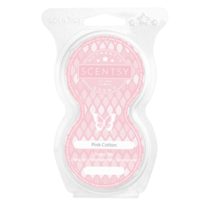 Pink Cotton Scentsy Pod Twin Pack