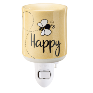 Bee Happy Mini Scentsy Warmer