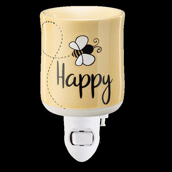 Bee Happy Mini Scentsy Warmer