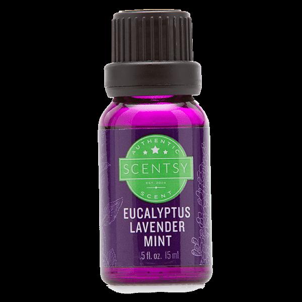 Eucalyptus Lavender Mint Natural Oil Blend