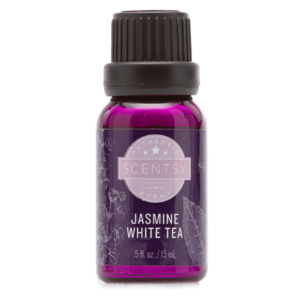 Jasmine White Tea Natural Oil Blend